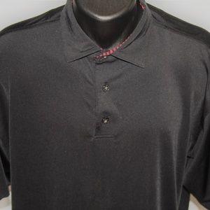 Classy Footjoy Performance Golf Shirt with Logo L